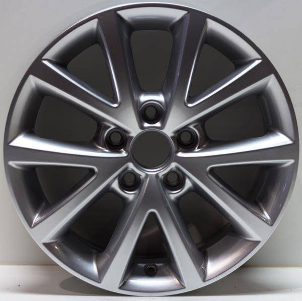 "16"" Volkswagen VW Jetta Replica wheel 2010-2016 replacement for rim 69897"