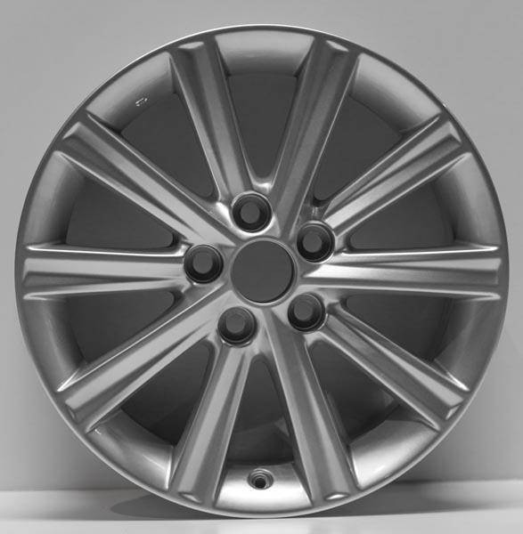 "17"" Toyota Camry Replica wheel 2012-2014 replacement for rim 69603"
