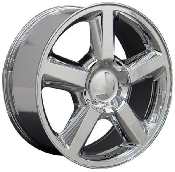 "22"" Chevy C2500 replica wheel 1988-2000 Chrome rims 9451348"