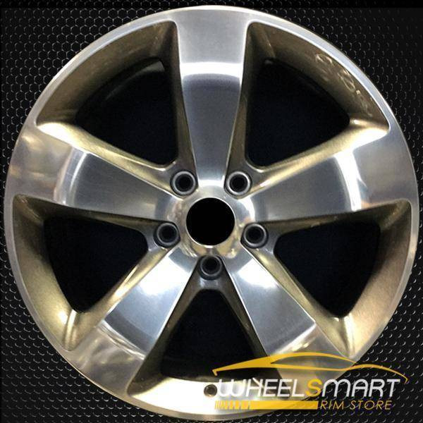 "20"" Jeep Grand Cherokee oem wheel 2014-2016 Machined alloy stock rim 9137"