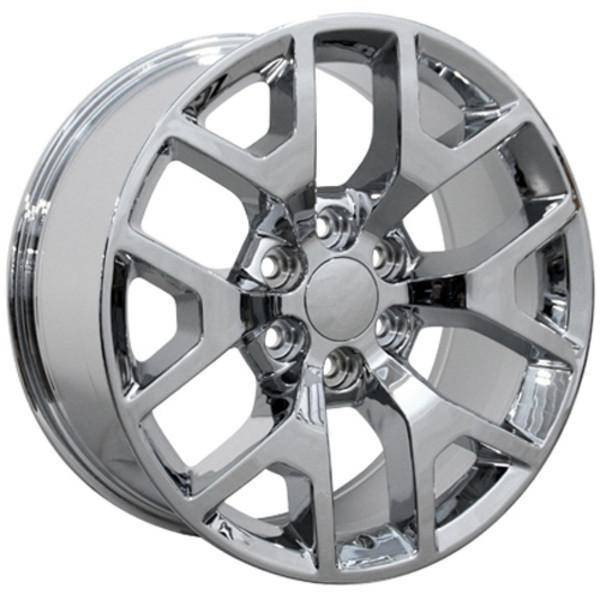 "20"" Chevy C2500 replica wheel 1988-2000 Chrome rims 9471186"