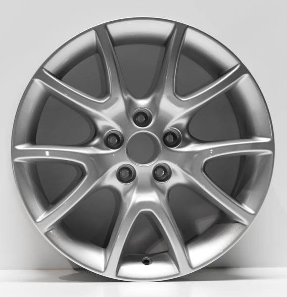 "17"" Dodge Dart Replica wheel 2013-2016 replacement for rim 2481"