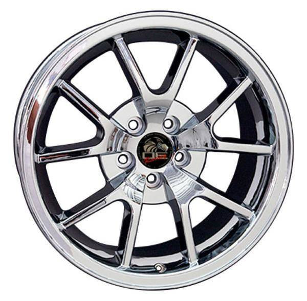 "18"" Ford Mustang  replica wheel 1994-2004 Chrome rims 8181974"