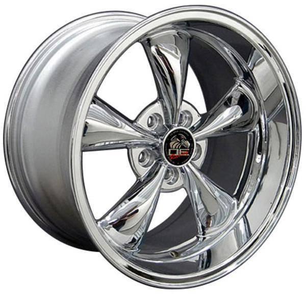 "18"" Ford Mustang   replica wheel 1994-2004 Chrome rims 8181839"