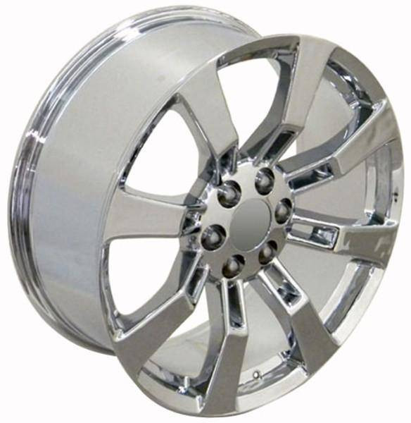 "20"" Cadillac Escalade replica wheel 1999-2019 Chrome rims 8579272"