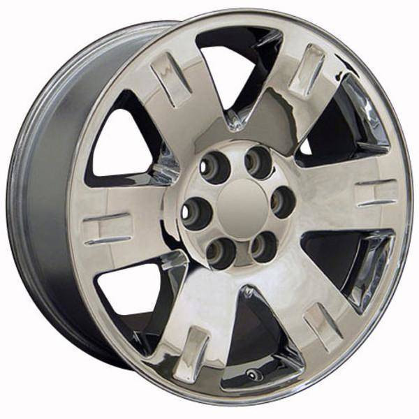 "20"" Chevy C2500 replica wheel 1988-2000 Chrome rims 5910250"