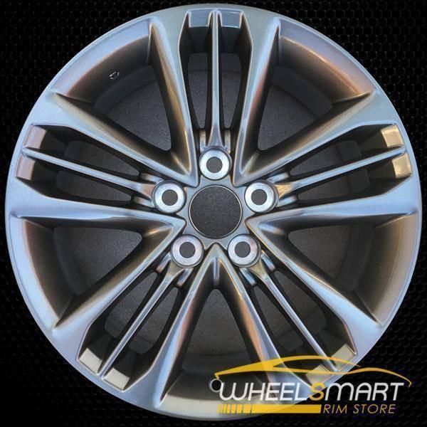 "17"" Toyota Camry oem wheel 2015-2017 Silver alloy stock rim 75171"