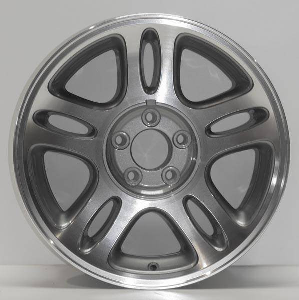 "17"" Ford Mustang Replica wheel 1996-1998 replacement for rim 3174 1"