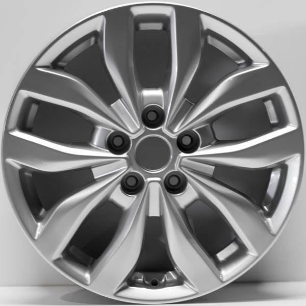 """17"""" Kia Optima Replica wheel 2014-2015 replacement for rim 74690"""