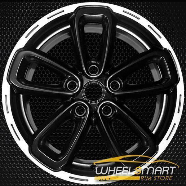 "17"" Mini Cooper Countryman oem wheel 2015-2017 Black alloy stock rim 86121"