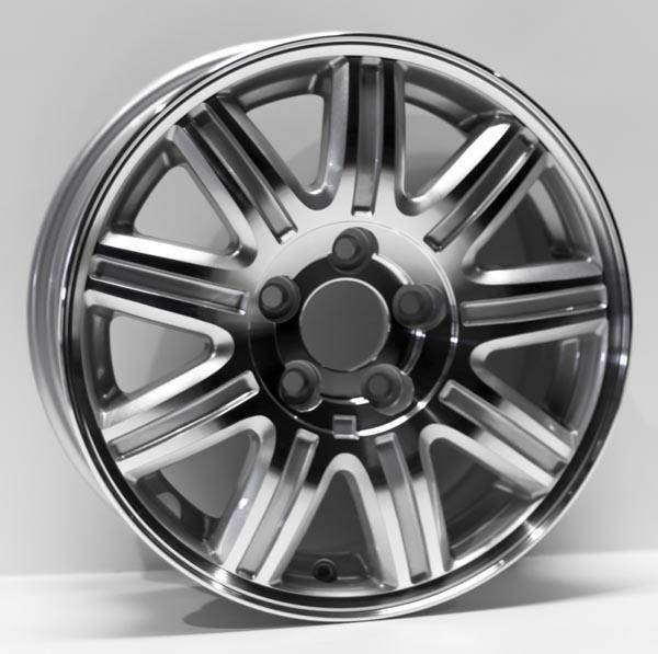 """16"""" Chrysler Town & Country Replica wheel 2004-2007 replacement for rim 2211"""