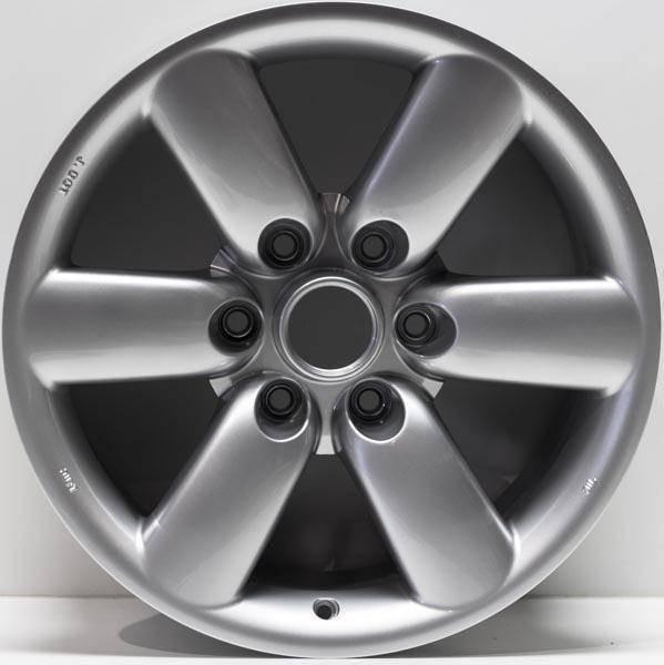 "18"" Nissan Titan Replica wheel 2008-2015 replacement for rim 62493"