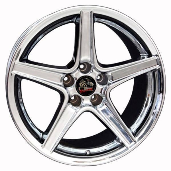 "18"" Ford Mustang  replica wheel 1994-2004 Chrome rims 8181986"