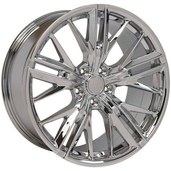 "20"" Chevy Camaro replica wheel 2010-2018 Chrome rims 9506889"