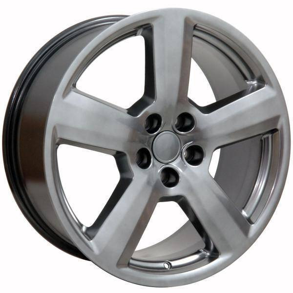 "18"" Volkswagen VW CC replica wheel 2009-2018 Hypersilver rims 5910027"