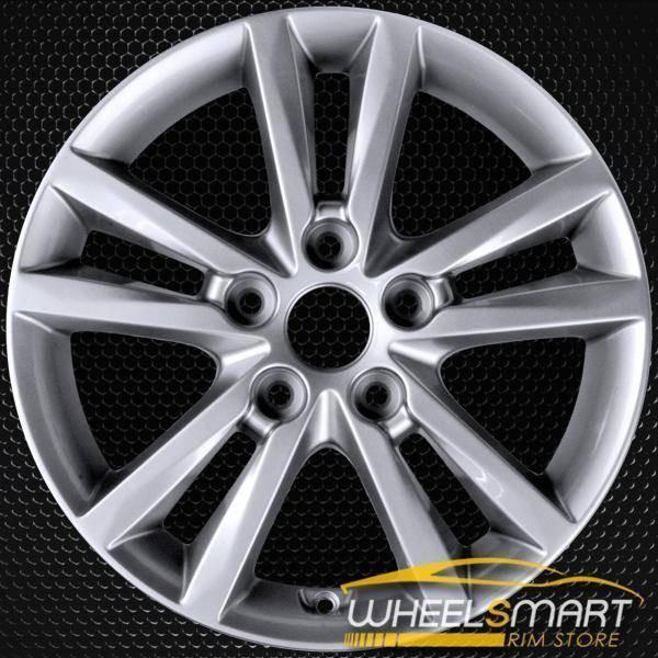 "16"" Hyundai Sonata oem wheel 2015-2017 Silver alloy stock rim 70866"