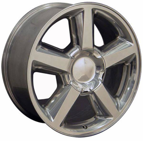 "22"" Chevy C2500 replica wheel 1988-2000 Polished rims 9451349"