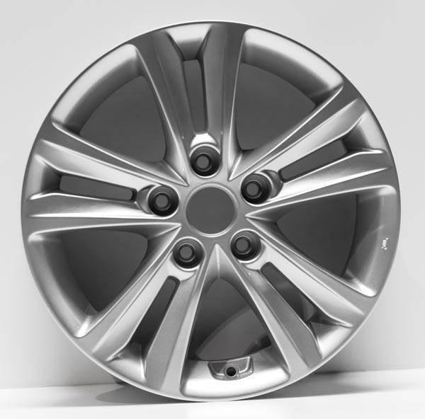 "16"" Hyundai Sonata Replica wheel 2011-2013 replacement for rim 70802"