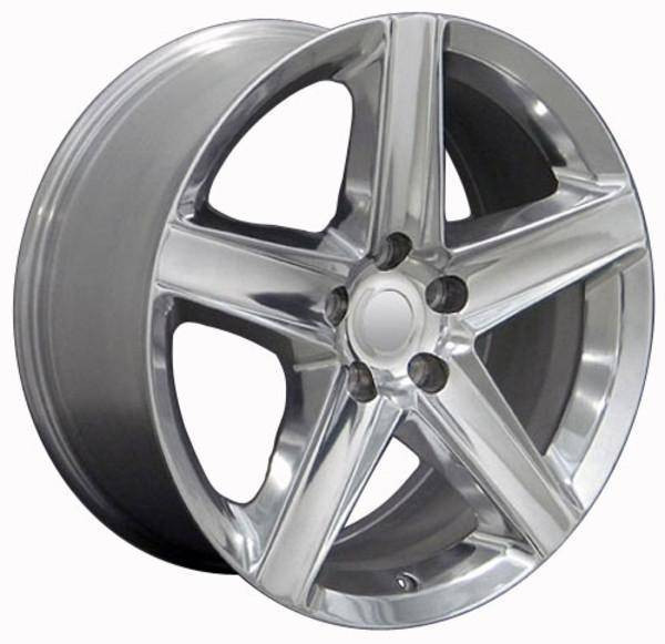 "20"" Dodge Durango replica wheel 2011-2018 Polished rims 8537976"