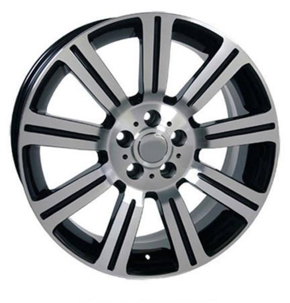 "20"" Land Rover Range Rover Sport replica wheel 2006-2018 Black Machined rims 5910354"