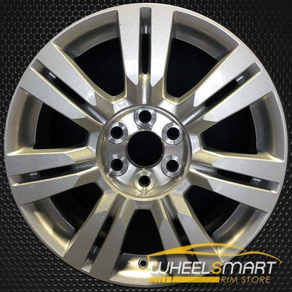 "18"" Cadillac SRX oem wheel 2010-2016 Silver alloy stock rim 4664"