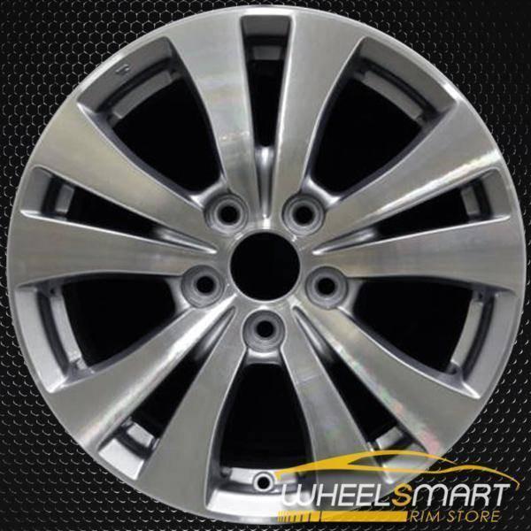 "17"" Honda Odyssey OEM wheel 2014-2017 Machined alloy stock rim 64057"