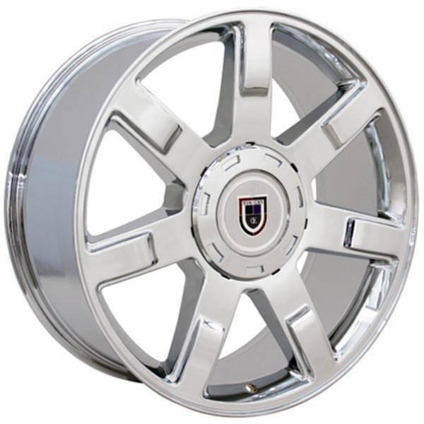 "24"" Chevy C2500 replica wheel 1988-2000 Chrome rims 6857989"