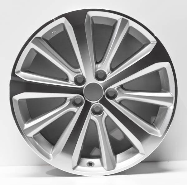 "19"" Toyota Highlander Replica wheel 2008-2013 replacement for rim 69548"