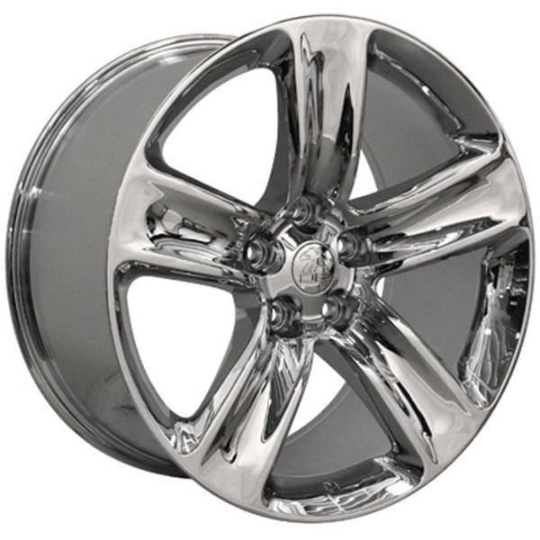"20"" Dodge Durango replica wheel 2011-2018 Chrome rims 9471188"