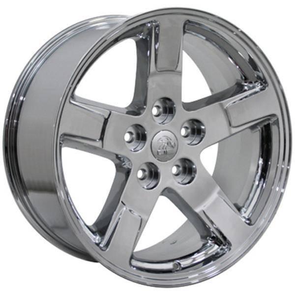 "20"" Dodge Durango replica wheel 2004-2009 Chrome rims 9472111"