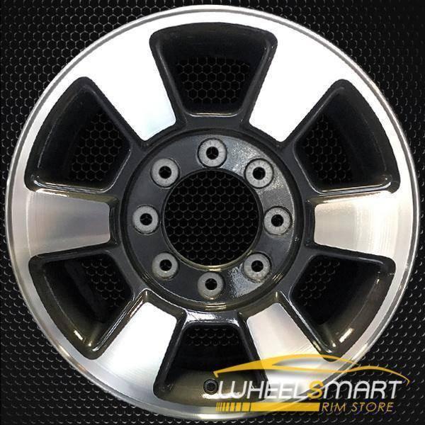 "18"" Ford F250 F350 oem wheel 2011-2016 Machined alloy stock rim 3843"
