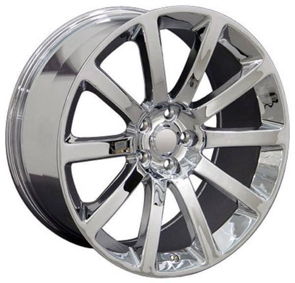 "20"" Dodge Challenger replica wheel 2009-2018 Chrome rims 8700751"