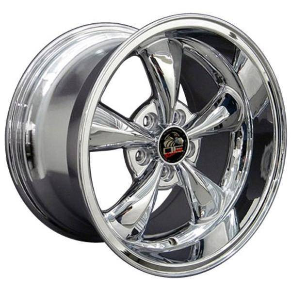 "17"" Ford Mustang   replica wheel 1994-2004 Chrome rims 8181832"