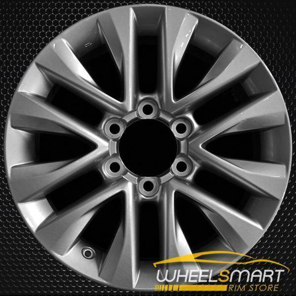 "18"" Lexus GX460 oem wheel 2014-2018 Hypersilver alloy stock rim 74297"