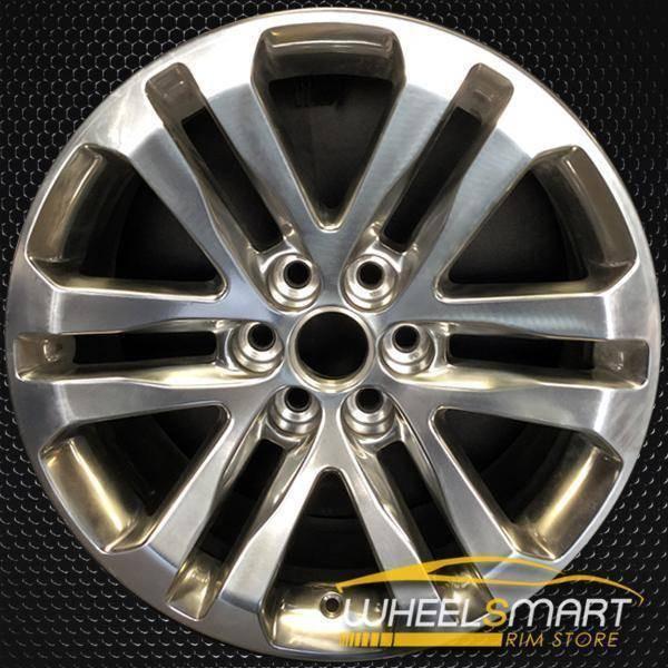 """18"""" GMC Canyon oem wheel 2015-2018 Polished alloy stock rim 5694"""