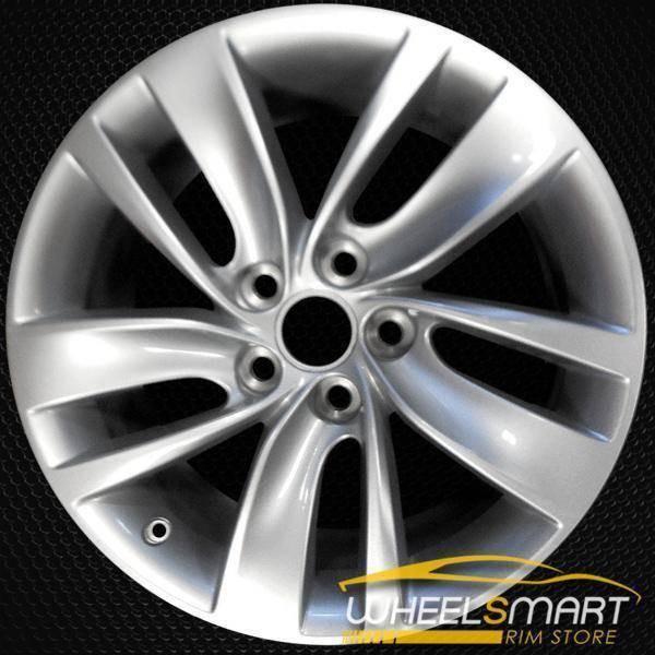 "18"" Buick Regal oem wheel 2014-2017 Silver alloy stock rim 4119"