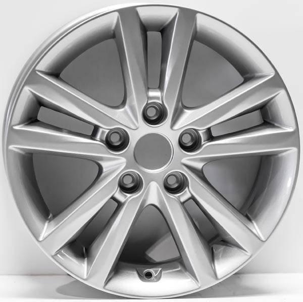 "16"" Hyundai Sonata Replica wheel 2015-2017 replacement for rim 70866"