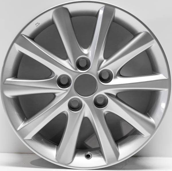 "16"" Toyota Camry Replica wheel 2010-2011 replacement for rim 69565"