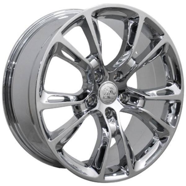 "20"" Dodge Durango replica wheel 2011-2018 Chrome rims 9469796"