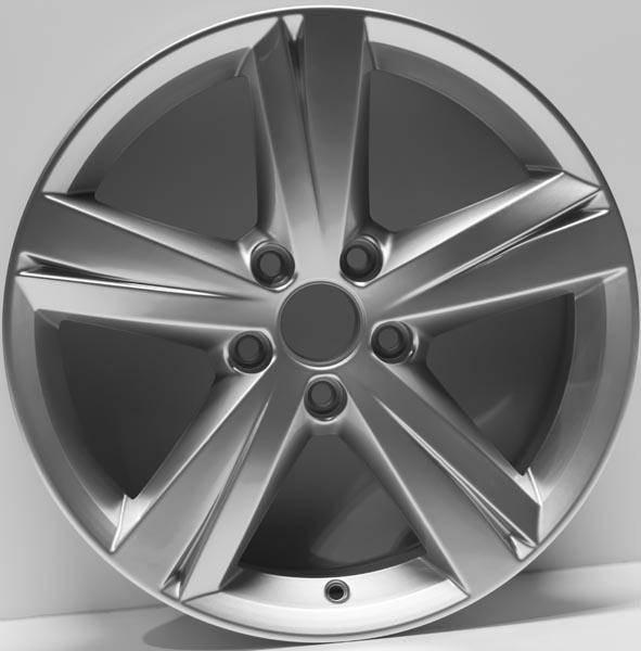 """17"""" Volkswagen VW Passat Replica wheel 2012-2015 replacement for rim 69928"""