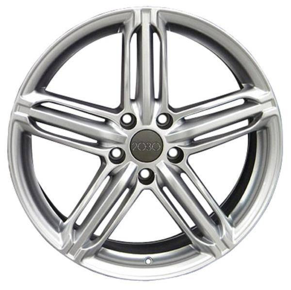 "18"" Volkswagen VW CC replica wheel 2009-2018 Hypersilver rims 8525933"
