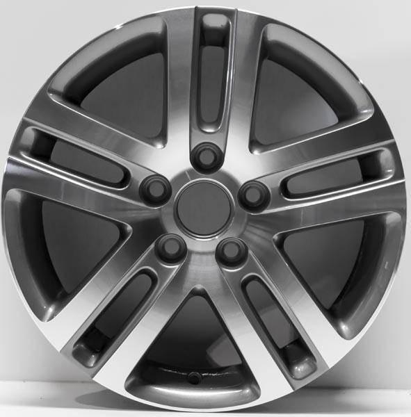 """16"""" Volkswagen VW Jetta Replica wheel 2005-2015 replacement for rim 69812"""