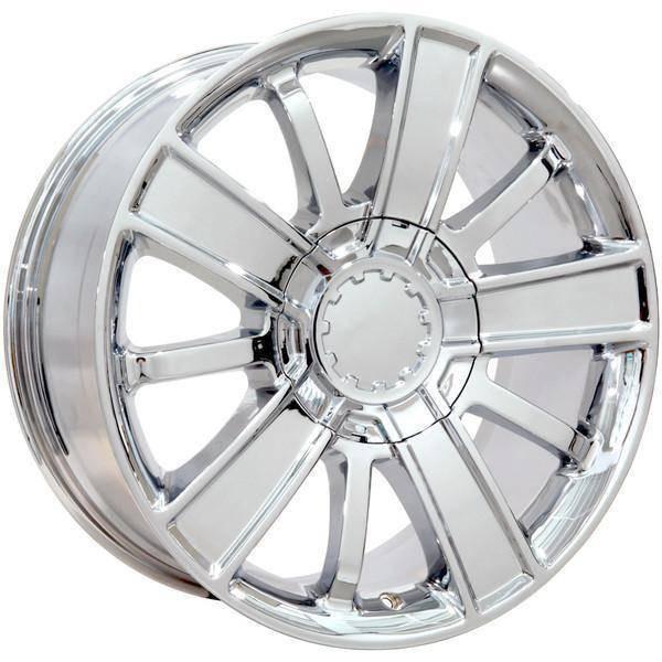 "20"" Chevy C2500 replica wheel 1988-2000 Chrome rims 9491324"
