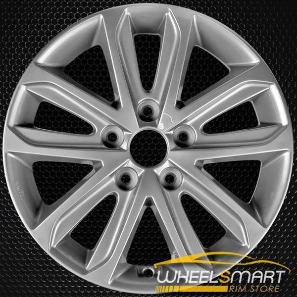"16"" Hyundai Elantra oem wheel 2014-2016 Charcoal alloy stock rim 70859 ALY70859U35"