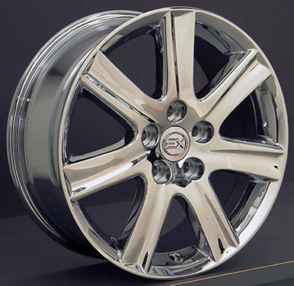 "17"" Toyota Sienna replica wheel 1998-2018 Chrome rims 8547750"