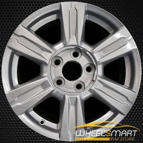 "17"" GMC Terrain oem wheel 2014-2017 Silver alloy stock rim 5642"