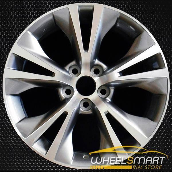 "18"" Toyota Highlander oem wheel 2014-2018 Machined alloy stock rim 75162"