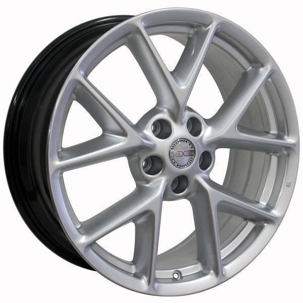 "19"" Nissan Altima replica wheel 2002-2018 Hypersilver rims 9472169"