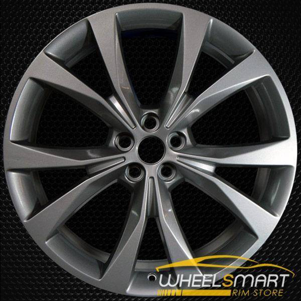 "21"" Ford Edge oem wheel 2015-2018 Dark silver alloy stock rim ALY10048U20 fk7z1007a fk7z1007b"