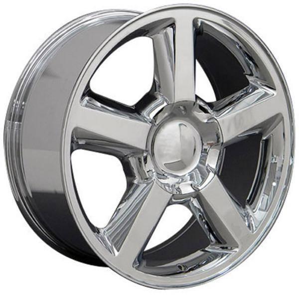 "20"" Chevy C2500 replica wheel 1988-2000 Chrome rims 7387703"